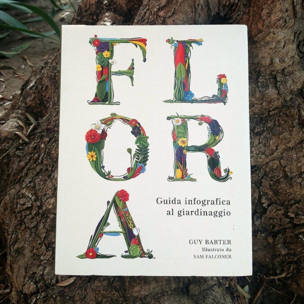 Recensione Flora guida infografica al giardinaggio